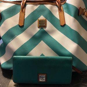 Dooney & Bourke Bag and Wallet